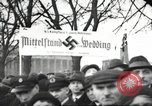 Image of National Socialist Factory Cell Organization gathering in Berlin Berlin Germany, 1933, second 42 stock footage video 65675061179