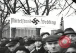 Image of National Socialist Factory Cell Organization gathering in Berlin Berlin Germany, 1933, second 43 stock footage video 65675061179