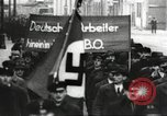 Image of National Socialist Factory Cell Organization gathering in Berlin Berlin Germany, 1933, second 47 stock footage video 65675061179