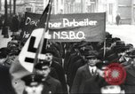Image of National Socialist Factory Cell Organization gathering in Berlin Berlin Germany, 1933, second 51 stock footage video 65675061179
