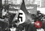 Image of National Socialist Factory Cell Organization gathering in Berlin Berlin Germany, 1933, second 53 stock footage video 65675061179