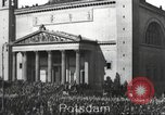 Image of New Reichstag holds first meeting in Garrison Church, Potsdam Potsdam Germany, 1933, second 31 stock footage video 65675061181
