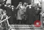 Image of New Reichstag holds first meeting in Garrison Church, Potsdam Potsdam Germany, 1933, second 38 stock footage video 65675061181