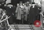 Image of New Reichstag holds first meeting in Garrison Church, Potsdam Potsdam Germany, 1933, second 39 stock footage video 65675061181