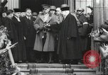 Image of New Reichstag holds first meeting in Garrison Church, Potsdam Potsdam Germany, 1933, second 44 stock footage video 65675061181