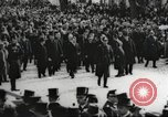 Image of German Chancellor Adolf Hitler and President Paul von Hindenburg Germany, 1933, second 40 stock footage video 65675061182