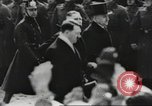 Image of German Chancellor Adolf Hitler and President Paul von Hindenburg Germany, 1933, second 45 stock footage video 65675061182
