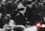 Image of German Chancellor Adolf Hitler and President Paul von Hindenburg Germany, 1933, second 46 stock footage video 65675061182