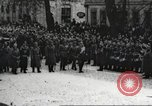 Image of German Chancellor Adolf Hitler and President Paul von Hindenburg Germany, 1933, second 50 stock footage video 65675061182