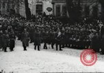 Image of German Chancellor Adolf Hitler and President Paul von Hindenburg Germany, 1933, second 52 stock footage video 65675061182