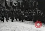 Image of German Chancellor Adolf Hitler and President Paul von Hindenburg Germany, 1933, second 54 stock footage video 65675061182