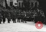 Image of German Chancellor Adolf Hitler and President Paul von Hindenburg Germany, 1933, second 55 stock footage video 65675061182