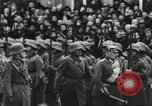 Image of German Chancellor Adolf Hitler and President Paul von Hindenburg Germany, 1933, second 56 stock footage video 65675061182