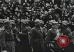 Image of German Chancellor Adolf Hitler and President Paul von Hindenburg Germany, 1933, second 57 stock footage video 65675061182