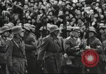 Image of German Chancellor Adolf Hitler and President Paul von Hindenburg Germany, 1933, second 60 stock footage video 65675061182