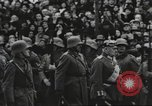 Image of German Chancellor Adolf Hitler and President Paul von Hindenburg Germany, 1933, second 62 stock footage video 65675061182