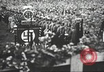 Image of Adolf Hitler speaks to crowd of workers at Gera, Thuringia, Germany Gera Germany, 1932, second 33 stock footage video 65675061185