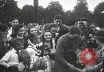 Image of Adolf Hitler speaks to crowd of workers at Gera, Thuringia, Germany Gera Germany, 1932, second 37 stock footage video 65675061185