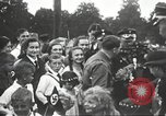 Image of Adolf Hitler speaks to crowd of workers at Gera, Thuringia, Germany Gera Germany, 1932, second 38 stock footage video 65675061185
