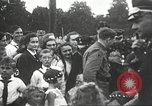 Image of Adolf Hitler speaks to crowd of workers at Gera, Thuringia, Germany Gera Germany, 1932, second 39 stock footage video 65675061185