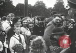 Image of Adolf Hitler speaks to crowd of workers at Gera, Thuringia, Germany Gera Germany, 1932, second 40 stock footage video 65675061185