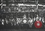 Image of Adolf Hitler speaks to crowd of workers at Gera, Thuringia, Germany Gera Germany, 1932, second 55 stock footage video 65675061185