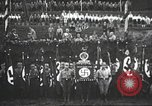 Image of Adolf Hitler speaks to crowd of workers at Gera, Thuringia, Germany Gera Germany, 1932, second 57 stock footage video 65675061185