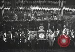 Image of Adolf Hitler speaks to crowd of workers at Gera, Thuringia, Germany Gera Germany, 1932, second 59 stock footage video 65675061185