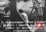 Image of Hitler Madchen Germany, 1944, second 12 stock footage video 65675061190