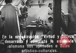 Image of Hitler Madchen Germany, 1944, second 16 stock footage video 65675061190