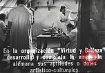 Image of Hitler Madchen Germany, 1944, second 17 stock footage video 65675061190
