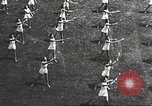 Image of Hitler Madchen Germany, 1944, second 21 stock footage video 65675061195