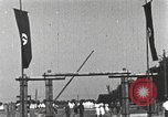 Image of Hitler Youth camp Offenburg Germany, 1942, second 18 stock footage video 65675061196