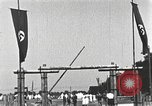 Image of Hitler Youth camp Offenburg Germany, 1942, second 23 stock footage video 65675061196