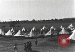 Image of Hitler Youth camp Offenburg Germany, 1942, second 26 stock footage video 65675061196