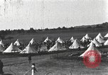 Image of Hitler Youth camp Offenburg Germany, 1942, second 29 stock footage video 65675061196