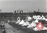 Image of Hitler Youth camp Offenburg Germany, 1942, second 56 stock footage video 65675061196