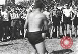 Image of Hitler Youth camp Offenburg Germany, 1942, second 6 stock footage video 65675061198