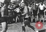 Image of Hitler Youth camp Offenburg Germany, 1942, second 7 stock footage video 65675061198
