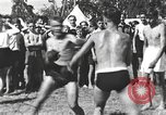 Image of Hitler Youth camp Offenburg Germany, 1942, second 9 stock footage video 65675061198