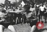 Image of Hitler Youth camp Offenburg Germany, 1942, second 11 stock footage video 65675061198