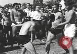 Image of Hitler Youth camp Offenburg Germany, 1942, second 13 stock footage video 65675061198