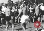 Image of Hitler Youth camp Offenburg Germany, 1942, second 14 stock footage video 65675061198