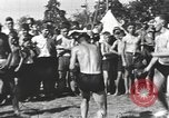 Image of Hitler Youth camp Offenburg Germany, 1942, second 15 stock footage video 65675061198