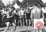 Image of Hitler Youth camp Offenburg Germany, 1942, second 16 stock footage video 65675061198