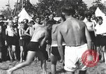 Image of Hitler Youth camp Offenburg Germany, 1942, second 17 stock footage video 65675061198