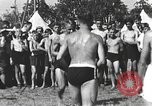 Image of Hitler Youth camp Offenburg Germany, 1942, second 18 stock footage video 65675061198
