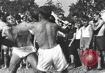 Image of Hitler Youth camp Offenburg Germany, 1942, second 25 stock footage video 65675061198