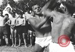 Image of Hitler Youth camp Offenburg Germany, 1942, second 31 stock footage video 65675061198