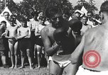 Image of Hitler Youth camp Offenburg Germany, 1942, second 32 stock footage video 65675061198